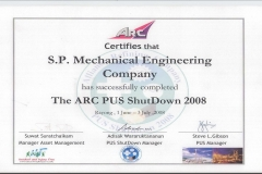 S.P. MECHNICAL ENGINEERING